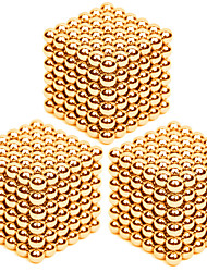 cheap -Magnet Toys Super Strong Rare-Earth Magnets Neodymium Magnet Magnetic Balls Stress Relievers 3 Pieces 3mm Toys Relieves ADD, ADHD,