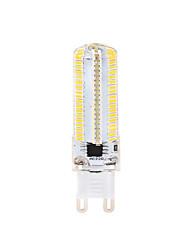 BRELONG DimmableG4 G9 BA15D 8W 152x3014SMD 3000-3500K/6000-6500K Warm White/White Light LED Corn Bulb AC110V/220V