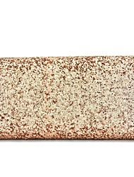 Women Bags All Seasons Special Material Clutch Sequins for Event/Party Champagne Gold White Black Silver