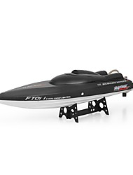 cheap -RC Boat FT011 Speedboat Plastic ABS 4 Channels 55 KM/H