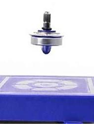 baratos -1 pcs Brinquedos Magnéticos Blocos de Construir / Pião / Cubo de quebra-cabeça Levitação Magnética / Magnética / Rotação 360 ° Aniversário Para Meninos Adulto Dom