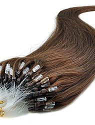 cheap -Micro Ring Hair Extensions Human Hair Extensions High Quality Classic Women's Daily