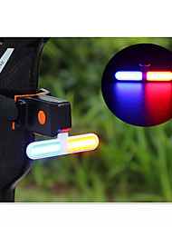 cheap -Bike Lights Lighting Rear Bike Light Safety Lights Tail Lights LED LED Cycling Portable Adjustable High Quality Quick Release Lightweight
