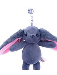cheap -Key Chain Toy Rabbit Animal Cotton Girls' Unisex Kid's Gift