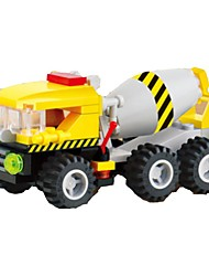 Building Blocks Construction Vehicle Toys Excavating Machinery Kids 1 Pieces