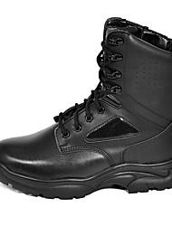 IDS-305C Chaussures de Randonnée Chaussures de montagne Chaussures de chasse Chaussures de Vélo de Montagne Homme Antidérapant Pare-vent