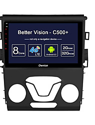 Ownice C500 Plus Octa Core 32GB ROM 2GB RAM Android 6.0 Car Navigation Radio Head Unit for Ford Mondeo 2013 2014 2015 2016 2017 Support 4G Lte TPMS