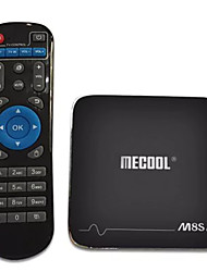 abordables -M8S PRO+ Android 7.1 Box TV Amlogic S905X 2GB RAM 16GB ROM Quad Core