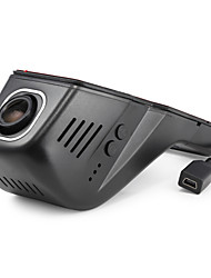 cheap -A8 HD 1280 x 720 / 1080p Car DVR 140 Degree Wide Angle No Screen(output by APP) Dash Cam with IOS APP / Android APP / WIFI Car Recorder / Night Vision / G-Sensor / Parking Monitoring / Loop recording