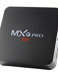 abordables -MXQ MXQ Pro Android 5.1 Box TV Amlogic S905 1GB RAM 8GB ROM Quad Core