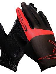 abordables -Guantes de esquí Hombre Mujer Dedos completos Mantiene abrigado Protector Tejido Lycra Spandex Deportes de Nieve Invierno