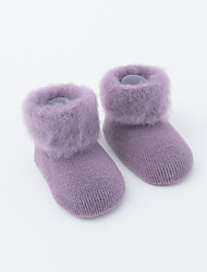 Kid Socks & Stockings,Fall Winter 100% Cotton