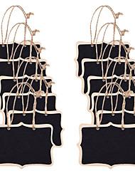 Недорогие -Особые случаи / Офис партии Материал деревянный Свадебные украшения Праздник Весна, осень, зима, лето