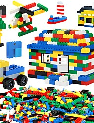 cheap -BEIQI Building Blocks 1000pcs New Design DIY Classic & Timeless / Chic & Modern / High Quality Girls' Gift