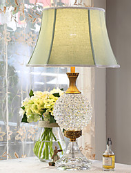 30 Modern/Comtemporary Table Lamp , Feature for Crystal , with Other Use On/Off Switch Switch