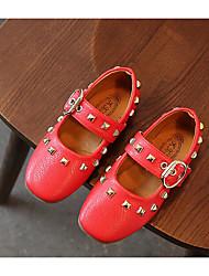 economico -Da ragazza Scarpe Finta pelle Primavera Autunno Scarpe da cerimonia per bambine Sneakers Per Casual Nero Rosso Verde Rosa