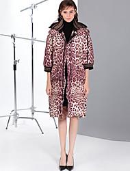 baratos -Mulheres Fofo Sensual Duvet Leopardo