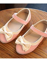 economico -Da ragazza Scarpe PU (Poliuretano) Autunno Inverno Comoda Scarpe da cerimonia per bambine Ballerine Per Casual Nero Beige