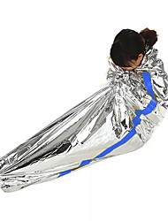 cheap -Emergency Blanket Heat Retaining Heat-Insulated Folding EVA 10 Camping / Hiking / Caving Camping & Hiking All Seasons