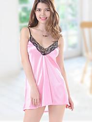 abordables -Sexy Ultra Sexy Lingerie en Dentelle Vêtement de nuit Femme Mosaïque