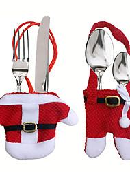 cheap -Holder Sleeve Bag Decoration Kits Holiday Fairytale Theme People Birthday Wedding Polar Fleece Fleece Foam Rubber Christmas Christmas
