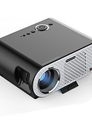 cheap -GP90UP LCD WXGA (1280x800) Projector Android Wired and Wirelss Projector LED 3200 with WIFI RJ45 Network BLuetooth