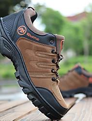 Недорогие -Беговые кроссовки Альпинистские ботинки Муж. Воздухопроницаемость Спорт в свободное время Низкое голенище Тюль Резина Пешеходный туризм