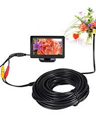 AV endoscope caméra 5 v 10mm lentille mini caméra étanche ip66 inspection endoscope serpent tuyau cam vision de nuit 20 m câble