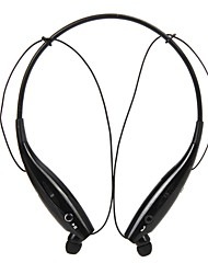 cheap -Neckband Headphones Wireless Bluetooth HandsFree Stereo Headset for Car