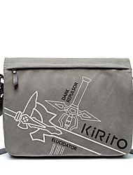 cheap -Bag Inspired by Sword Art Online Kirito Anime Cosplay Accessories Canvas