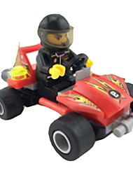Building Blocks Race Car Toys Car 1 Pieces