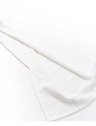 Style frais Serviette,Solide Qualité supérieure Mélangé polyester/coton Serviette