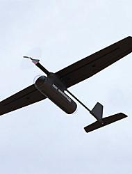 Недорогие -Sky Observer FPV airplane 2.4G Самолет на радиоуправлении Готов к использованию Пульт Yправления 1 х Руководство пользователя Летательный