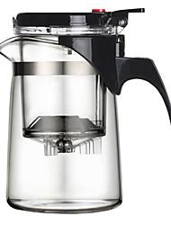 abordables -Quotidien Articles pour boire, 500 Verre Thé Pot d'eau et bouilloire