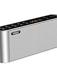 cheap -Q8 Mini Style Bluetooth Bluetooth 3.0 3.5mm AUX Outdoor Speaker Gold Black Silver