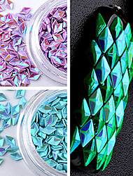cheap -12 Color Colorful Sequins Diamond Laser Phototherapy Suit Hollow Symphony