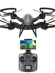 abordables -RC Dron Gteng 911w 4 Canales 6 Ejes Con Cámara 2.0MP HD Quadccótero de radiocontrol  Acceso En Tiempo Real De Video Quadcopter RC Mando A