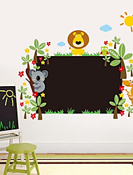 cheap -Animals Wall Stickers Plane Wall Stickers Bathroom Sink Faucets, Plastic Home Decoration Wall Decal Wall