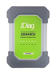 Недорогие -JDiag JDiag Elite II Pro Панель приборовforУниверсальный Mini Mercedes-Benz Lamborghini Mazda Rolls Royce Lexus Мини Jaguar Fuso Isuzu