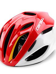 Capacete(Amarelo / Branco / Verde / Vermelho / Preto / Azul,PC / EPS) -Montanha / Estrada / Esportes-Mulheres / Homens / Unisexo 20