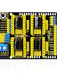 abordables -keyestudio cnc shield v3 engraver para arduino