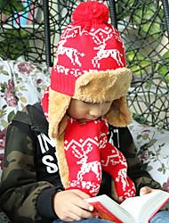 Kids' Scarf, Hat & Glove Sets,Winter Knitwear