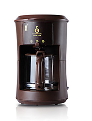 macchina da caffè in vetro ottica della cucina