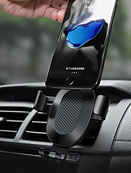 cheap -Car Mobile Phone mount stand holder Air Outlet Grille Universal Gravity Type Holder