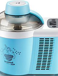Kitchen Plastic Shell Ice Cream Makers
