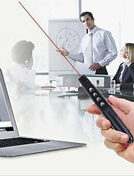 cheap -Wireless PPT Presenter Red Laser Pointer Pen for Powerpoint