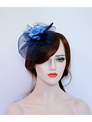 Fabric Net Fascinators Hats Headpiece