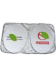 preiswerte -Automobil Sonnenblenden & Visiere Auto Visiere Für Mazda Alle Modelle Aluminium