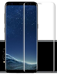 Tempered Glass Screen Protector for Samsung Galaxy S8 Front Screen Protector High Definition (HD) 9H Hardness Scratch Proof 3D Curved edge