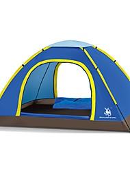 2 Pessoas Tenda Cabana de Praia Gazebo Único Barraca de acampamento Um Quarto Tenda Dobrada A Prova de Vento para Pesca Praia Acampar e